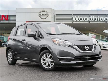 2018 Nissan Versa Note 1.6 SV (Stk: P7501) in Etobicoke - Image 1 of 22