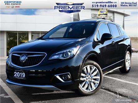 2019 Buick Envision Premium II (Stk: P19274) in Windsor - Image 1 of 27
