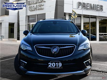 2019 Buick Envision Premium II (Stk: P19274) in Windsor - Image 2 of 27