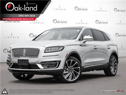 2019 Lincoln Nautilus Reserve (Stk: A3163) in Oakville - Image 1 of 27