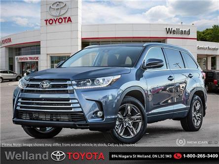 2019 Toyota Highlander Limited (Stk: K6919) in Welland - Image 1 of 24
