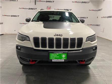 2019 Jeep Cherokee Trailhawk (Stk: DRD2853) in Burlington - Image 2 of 39