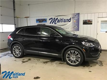 2016 Lincoln MKX Reserve (Stk: 94046) in Sault Ste. Marie - Image 1 of 13