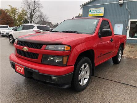 2011 Chevrolet Colorado LT (Stk: 2675) in Belmont - Image 1 of 18