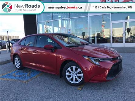 2020 Toyota Corolla LE (Stk: 34821) in Newmarket - Image 1 of 17