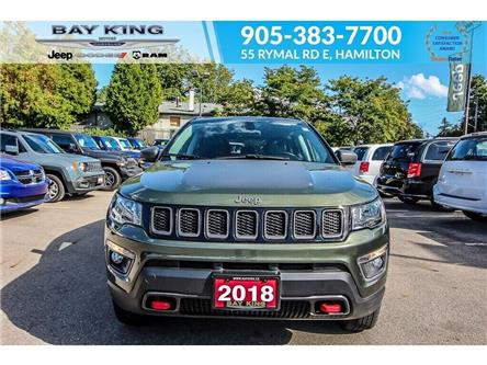 2018 Jeep Compass Trailhawk (Stk: 6927R) in Hamilton - Image 2 of 29