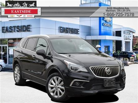 2017 Buick Envision Premium I (Stk: 021432B) in Markham - Image 1 of 26