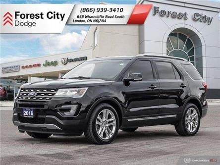 2016 Ford Explorer XLT (Stk: 9-7061A) in London - Image 1 of 29
