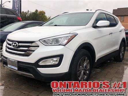 2015 Hyundai Santa Fe Sport  (Stk: 82435A) in Toronto - Image 1 of 30