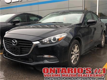 2017 Mazda Mazda3 Sport GS (Stk: P2560) in Toronto - Image 1 of 12