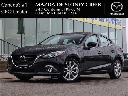 2015 Mazda Mazda3 GT (Stk: SU1456) in Hamilton - Image 1 of 23