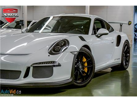 2016 Porsche 911 GT3 RS (Stk: ) in Oakville - Image 1 of 34