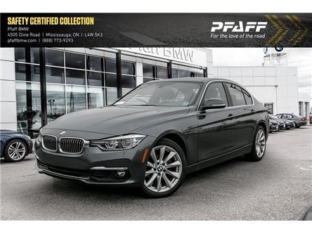 2016 BMW 328i xDrive (Stk: U5739) in Mississauga - Image 1 of 22