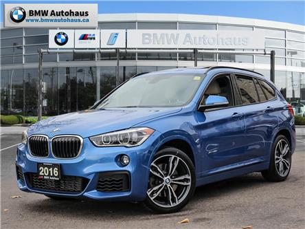 2016 BMW X1 xDrive28i (Stk: P9193) in Thornhill - Image 1 of 29