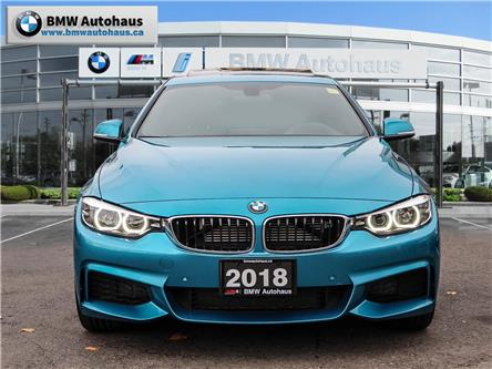 2018 BMW 440i xDrive Gran Coupe (Stk: P9205) in Thornhill - Image 2 of 31