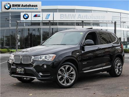 2017 BMW X3 xDrive28i (Stk: P9211) in Thornhill - Image 1 of 29