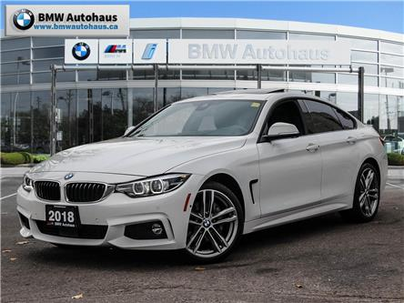 2018 BMW 440i xDrive Gran Coupe (Stk: P9215) in Thornhill - Image 1 of 29