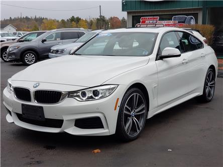 2016 BMW 435i xDrive Gran Coupe (Stk: 10571) in Lower Sackville - Image 1 of 17