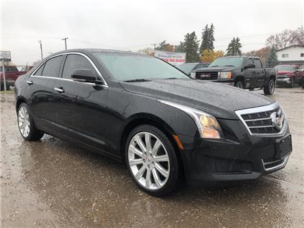 2014 Cadillac ATS 2.0L Turbo Luxury (Stk: 19C250A) in Tillsonburg - Image 1 of 26