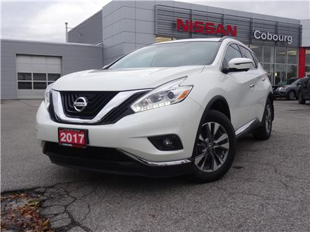2017 Nissan Murano SV (Stk: CKN155846A) in Cobourg - Image 1 of 31