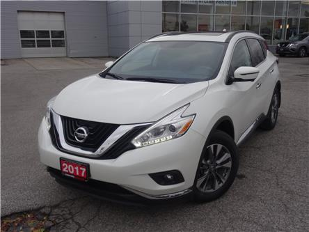 2017 Nissan Murano SV (Stk: CKN155846A) in Cobourg - Image 2 of 31