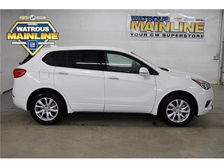 2019 Buick Envision Preferred (Stk: K1554) in Watrous - Image 1 of 25