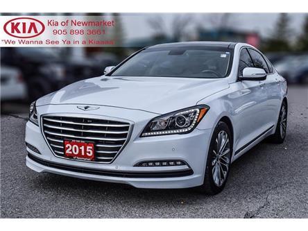 2015 Hyundai Genesis 3.8 Luxury (Stk: 200254A) in Newmarket - Image 1 of 22