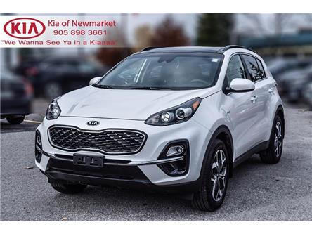 2020 Kia Sportage EX (Stk: P1063) in Newmarket - Image 1 of 20