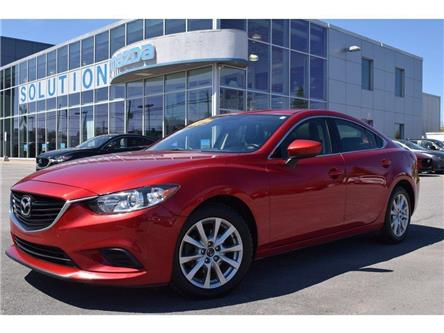 2016 Mazda MAZDA6 GS-L TOIT CRUISE BLUETOOTH AC/ (Stk: A-2317) in Châteauguay - Image 2 of 30