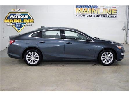 2019 Chevrolet Malibu LT (Stk: K1598) in Watrous - Image 1 of 27