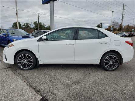 2016 Toyota Corolla S (Stk: 19S1214A) in Whitby - Image 2 of 23