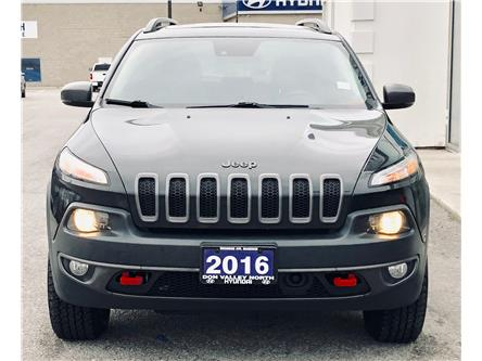 2016 Jeep Cherokee Trailhawk (Stk: 8099H) in Markham - Image 2 of 26