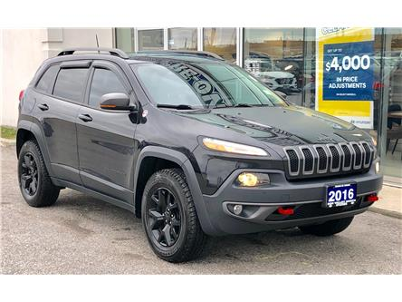 2016 Jeep Cherokee Trailhawk (Stk: 8099H) in Markham - Image 1 of 26