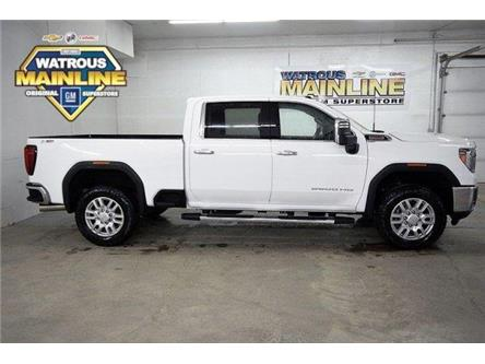 2020 GMC Sierra 2500HD SLT (Stk: L1017) in Watrous - Image 1 of 50