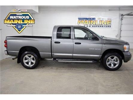 2007 Dodge Ram 1500 Laramie (Stk: K1482A) in Watrous - Image 1 of 29