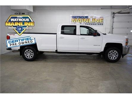 2018 Chevrolet Silverado 3500HD LT (Stk: M7497) in Watrous - Image 1 of 31