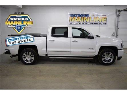 2017 Chevrolet Silverado 1500 High Country (Stk: K1196A) in Watrous - Image 1 of 42