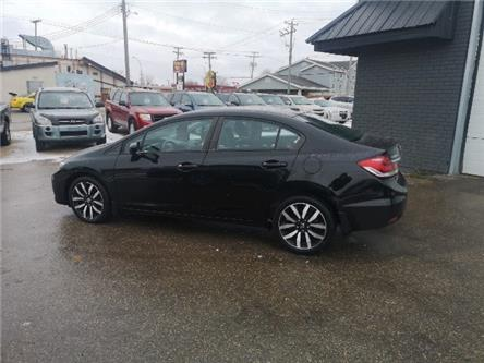 2014 Honda Civic Touring (Stk: 326) in Winnipeg - Image 2 of 14