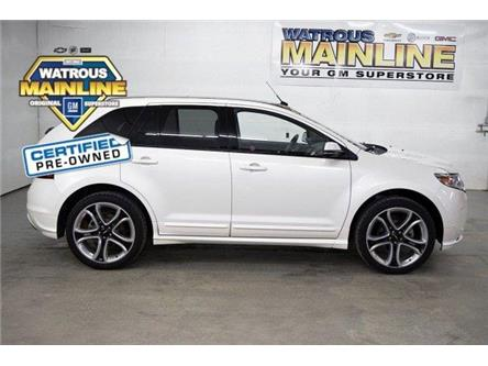 2013 Ford Edge Sport (Stk: K1702A) in Watrous - Image 1 of 28