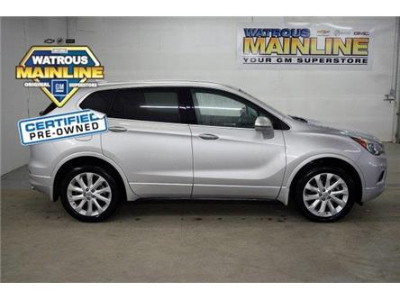 2017 Buick Envision Premium II (Stk: K1736A) in Watrous - Image 1 of 35