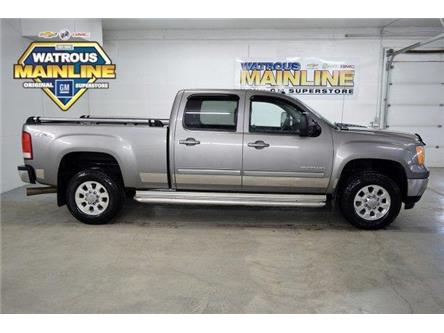 2013 GMC Sierra 2500HD SLT (Stk: K1262A) in Watrous - Image 1 of 37