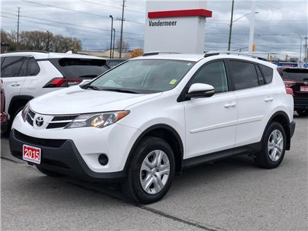 2015 Toyota RAV4 LE (Stk: TV350A) in Cobourg - Image 1 of 20
