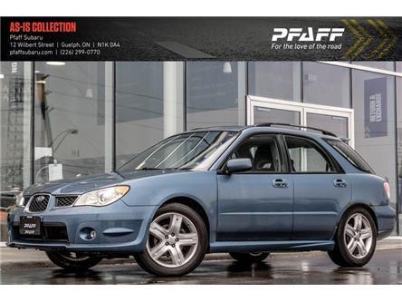 2007 Subaru Impreza  (Stk: S00414A) in Guelph - Image 1 of 22