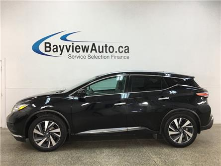 2016 Nissan Murano Platinum (Stk: 35888W) in Belleville - Image 1 of 26