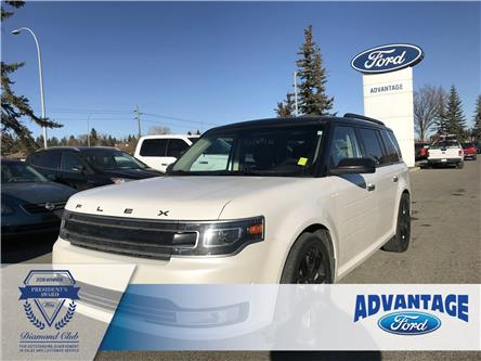 2016 Ford Flex Limited (Stk: K-2007A) in Calgary - Image 1 of 24