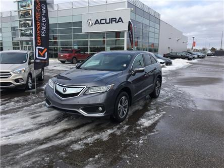 2017 Acura RDX Elite (Stk: A4105) in Saskatoon - Image 1 of 20