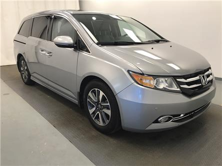 2017 Honda Odyssey Touring (Stk: 211662) in Lethbridge - Image 1 of 30