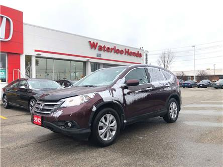 2012 Honda CR-V Touring (Stk: H6148B) in Waterloo - Image 1 of 2