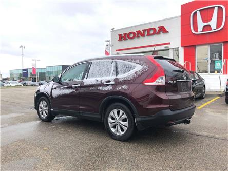 2012 Honda CR-V Touring (Stk: H6148B) in Waterloo - Image 2 of 2
