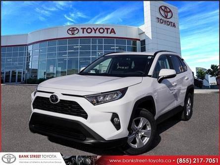 2020 Toyota RAV4 XLE (Stk: 27881) in Ottawa - Image 1 of 26